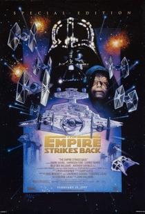 Star Wars: Episódio V - O Império Contra-Ataca - Poster / Capa / Cartaz - Oficial 6