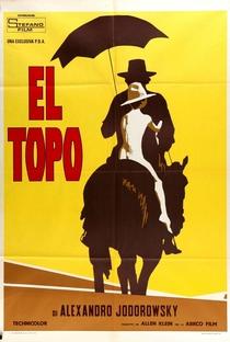 El Topo - Poster / Capa / Cartaz - Oficial 14