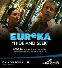 Eureka: Hide and Seek - Poster / Capa / Cartaz - Oficial 1