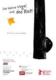 O passarinho e a folha - Poster / Capa / Cartaz - Oficial 1