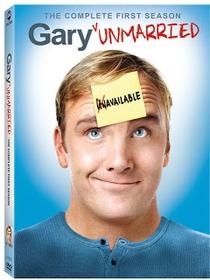 Gary Unmarried (1° Temporada) - Poster / Capa / Cartaz - Oficial 1