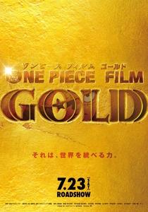 One Piece 13 - Gold - Poster / Capa / Cartaz - Oficial 2