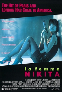 Nikita - Criada para Matar - Poster / Capa / Cartaz - Oficial 1