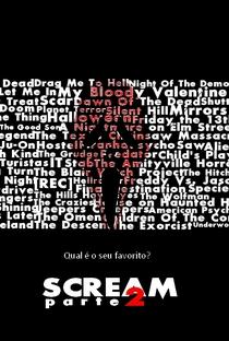 Scream: Fã Filme - Parte 2 - Poster / Capa / Cartaz - Oficial 1