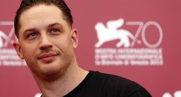 Tom Hardy, em Veneza: 'É uma pena que as pessoas não queiram ver mais heróis comuns no cinema'