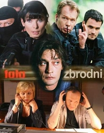 Fala Zbrodni (2ª Temporada) - Poster / Capa / Cartaz - Oficial 1