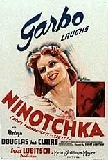 Ninotchka - Poster / Capa / Cartaz - Oficial 5