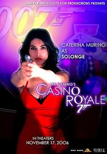 007 - Cassino Royale - Poster / Capa / Cartaz - Oficial 20
