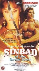 Sinbad e os Sete Mares - Poster / Capa / Cartaz - Oficial 3