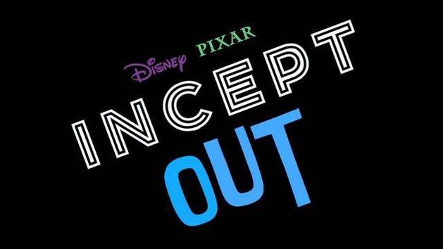 """Incept Out: trailer mistura """"Divertida Mente"""" e """"Inception"""""""