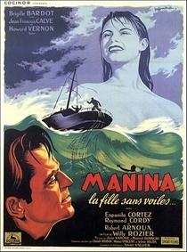 Manina, A Moça Sem Véu - Poster / Capa / Cartaz - Oficial 2