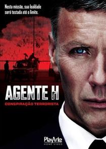 Agente H: Conspiração terrorista - Poster / Capa / Cartaz - Oficial 2