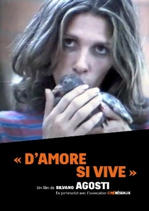 D'amore si Vive - Poster / Capa / Cartaz - Oficial 1
