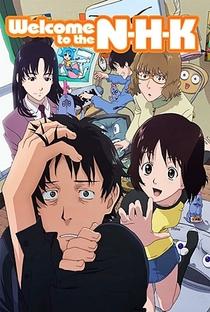 NHK ni Youkoso! - Poster / Capa / Cartaz - Oficial 20