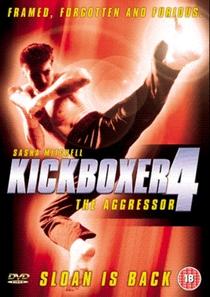 Kickboxer 4 - O Agressor - Poster / Capa / Cartaz - Oficial 4