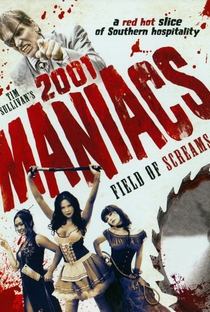 2001 Maniacs: Field of Screams - Poster / Capa / Cartaz - Oficial 1