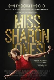 Miss Sharon Jones! - Poster / Capa / Cartaz - Oficial 1