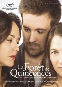 La forêt de Quinconces - Poster / Capa / Cartaz - Oficial 1