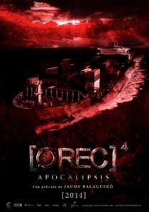[REC]⁴ Apocalipse - Poster / Capa / Cartaz - Oficial 11