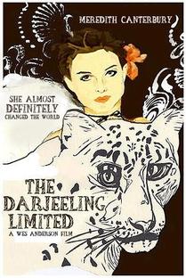 Viagem a Darjeeling - Poster / Capa / Cartaz - Oficial 4