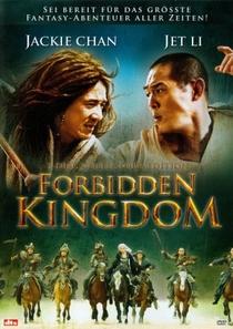 O Reino Proibido - Poster / Capa / Cartaz - Oficial 12