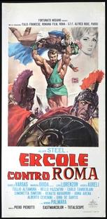 Hércules Contra Roma - Poster / Capa / Cartaz - Oficial 3