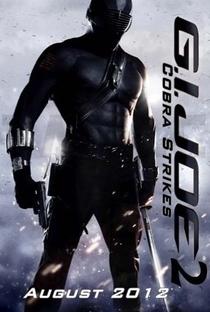 G.I. Joe: Retaliação - Poster / Capa / Cartaz - Oficial 4