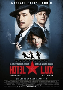 Hotel Lux - Poster / Capa / Cartaz - Oficial 1
