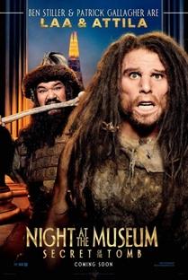 Uma Noite no Museu 3: O Segredo da Tumba - Poster / Capa / Cartaz - Oficial 11