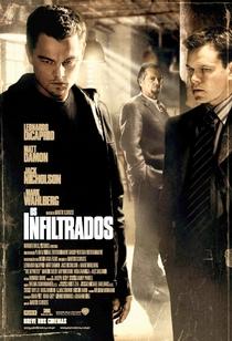 Os Infiltrados - Poster / Capa / Cartaz - Oficial 2