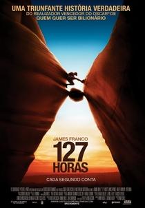 127 Horas - Poster / Capa / Cartaz - Oficial 1