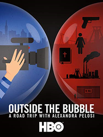Outside the Bubble: On the Road with Alexandra Pelosi - Poster / Capa / Cartaz - Oficial 1