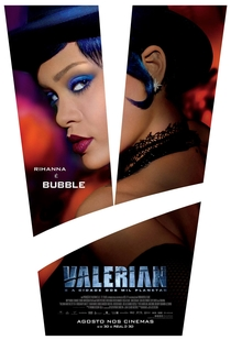 Valerian e a Cidade dos Mil Planetas - Poster / Capa / Cartaz - Oficial 9