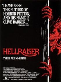 Hellraiser - Renascido do Inferno - Poster / Capa / Cartaz - Oficial 2
