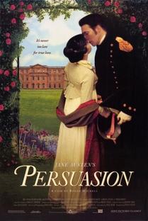 Persuasão - Poster / Capa / Cartaz - Oficial 2