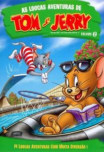 As Loucas Aventuras de Tom e Jerry: Volume 2  - Poster / Capa / Cartaz - Oficial 1