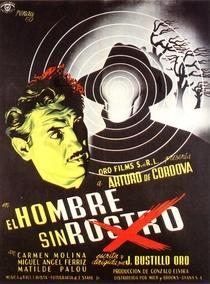 O Homem Sem Rosto - Poster / Capa / Cartaz - Oficial 1