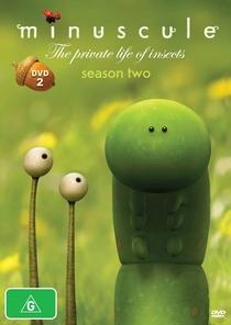 Minúsculos (2ª Temporada) - Poster / Capa / Cartaz - Oficial 1
