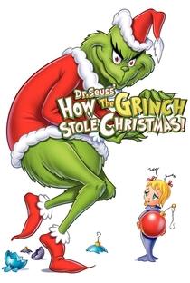 Como o Grinch Roubou o Natal! - Poster / Capa / Cartaz - Oficial 8