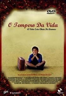 O Tempero da Vida - Poster / Capa / Cartaz - Oficial 4