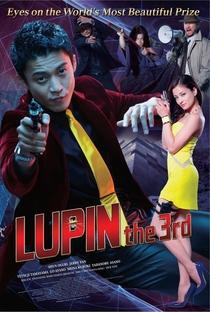 Lupin the Third - Poster / Capa / Cartaz - Oficial 1