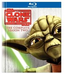 Star Wars: The Clone Wars (2ª Temporada) - Poster / Capa / Cartaz - Oficial 1