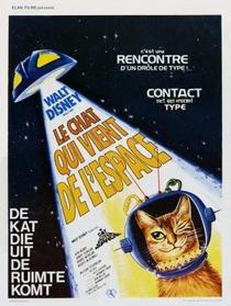 O Gato Que Veio do Espaço - Poster / Capa / Cartaz - Oficial 1