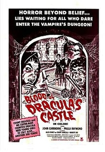 Blood of Dracula's Castle - Poster / Capa / Cartaz - Oficial 1
