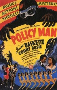 Policy Man - Poster / Capa / Cartaz - Oficial 1