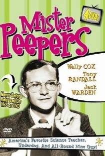Mister Peepers - Poster / Capa / Cartaz - Oficial 1