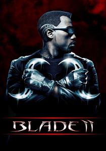 Blade II - O Caçador de Vampiros - Poster / Capa / Cartaz - Oficial 3