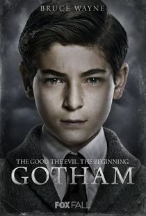 Gotham (1ª Temporada) - Poster / Capa / Cartaz - Oficial 4