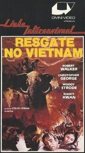 Resgate no Vietnam - Poster / Capa / Cartaz - Oficial 2