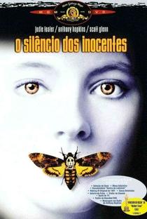 O Silêncio dos Inocentes - Poster / Capa / Cartaz - Oficial 13
